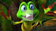 """""""Prinz Ribbit - Ein Frosch auf Umwegen"""" Trailer 1 (dt.)"""