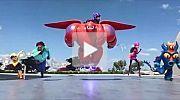 Baymax - Riesiges Robowabohu Trailer