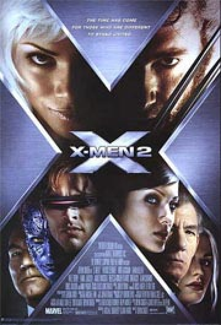 x men 2 film 2003 kritik trailer news moviejones. Black Bedroom Furniture Sets. Home Design Ideas
