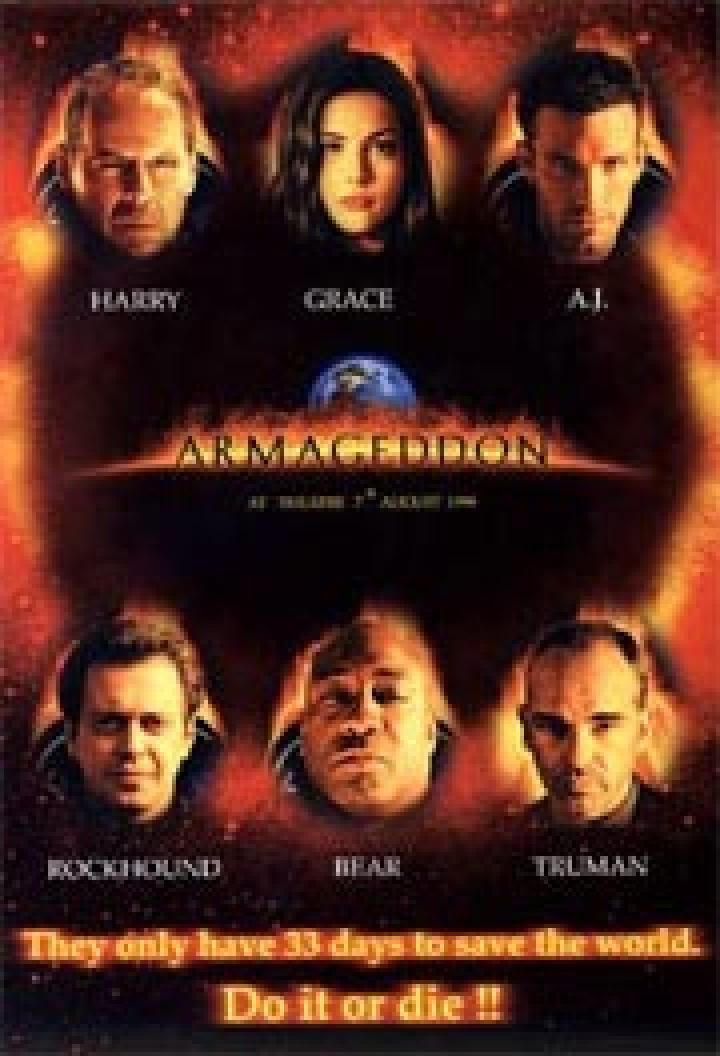 Armageddon Das Jüngste Gericht