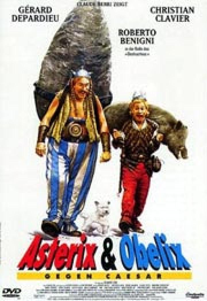 Asterix Und Obelix Gegen Cäsar Film