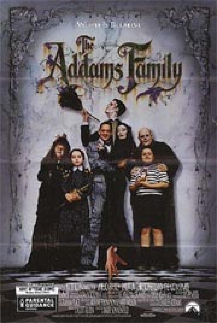 die addams family film 1992 kritik trailer news moviejones. Black Bedroom Furniture Sets. Home Design Ideas