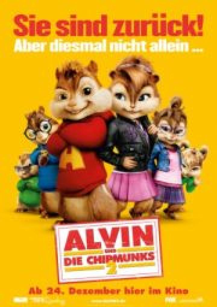 Kinox.To Alvin Und Die Chipmunks 2
