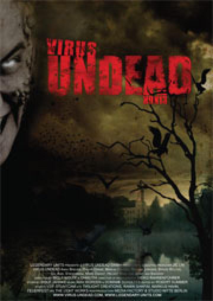 virus undead film 2008 kritik trailer news