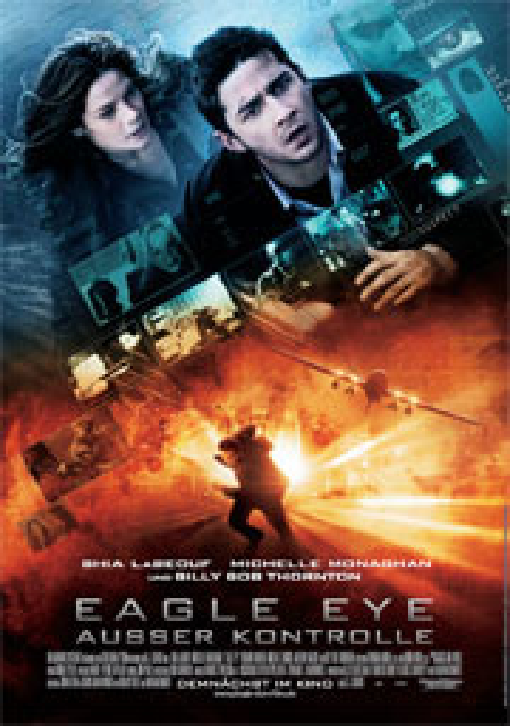 Eagle Eye Außer Kontrolle