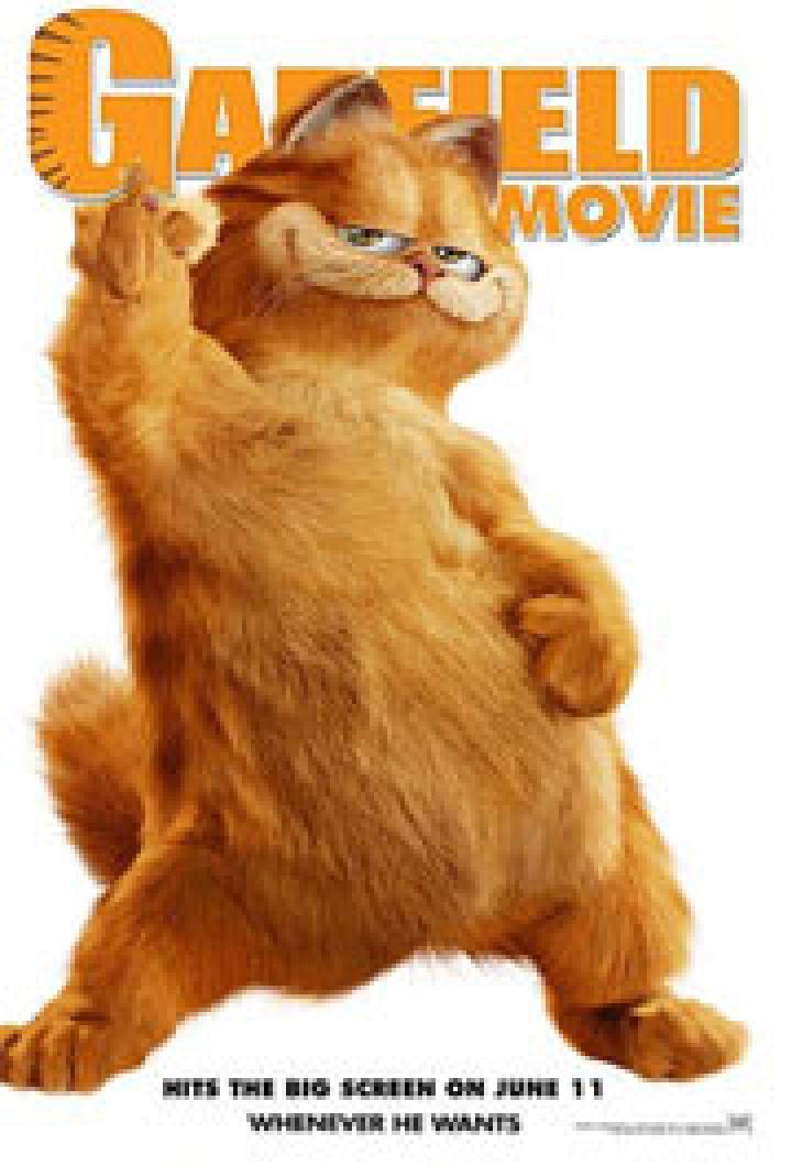 Garfield Film Deutsch