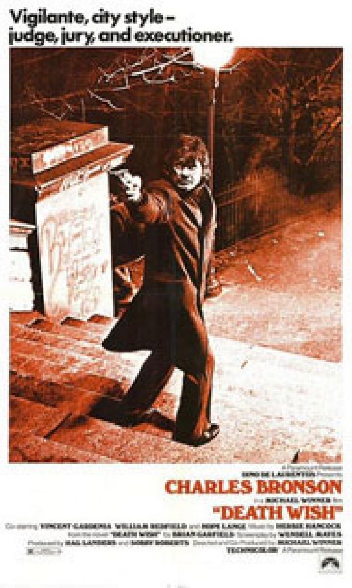 Ein Mann Sieht Rot Film 1974 Kritik Trailer News