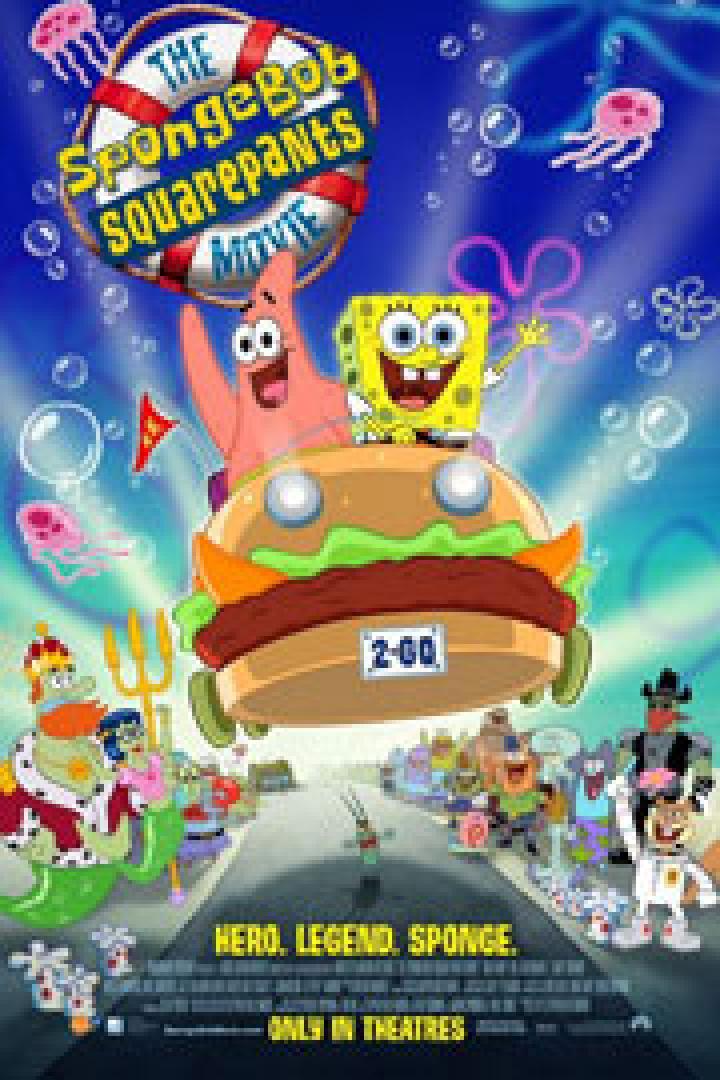 Spongebob Schwammkopf Der Film 2004