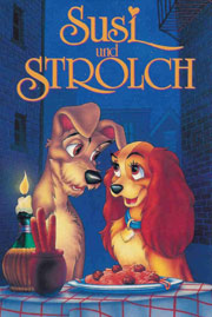 Disney Filme Susi Und Strolch Stream