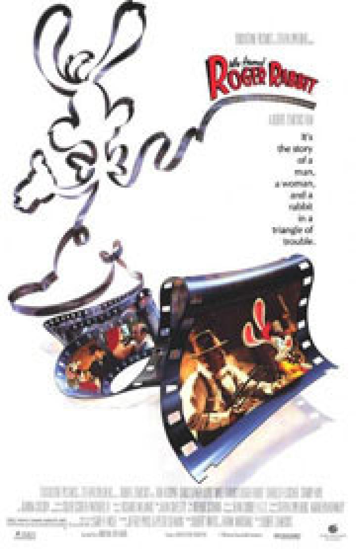 Falsches Spiel mit Roger Rabbit   Film 1988 - Kritik - Trailer ...
