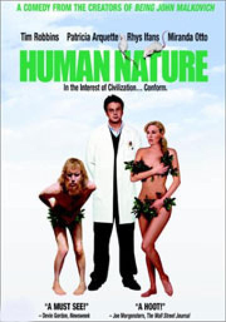 Human Nature Michel Gondry