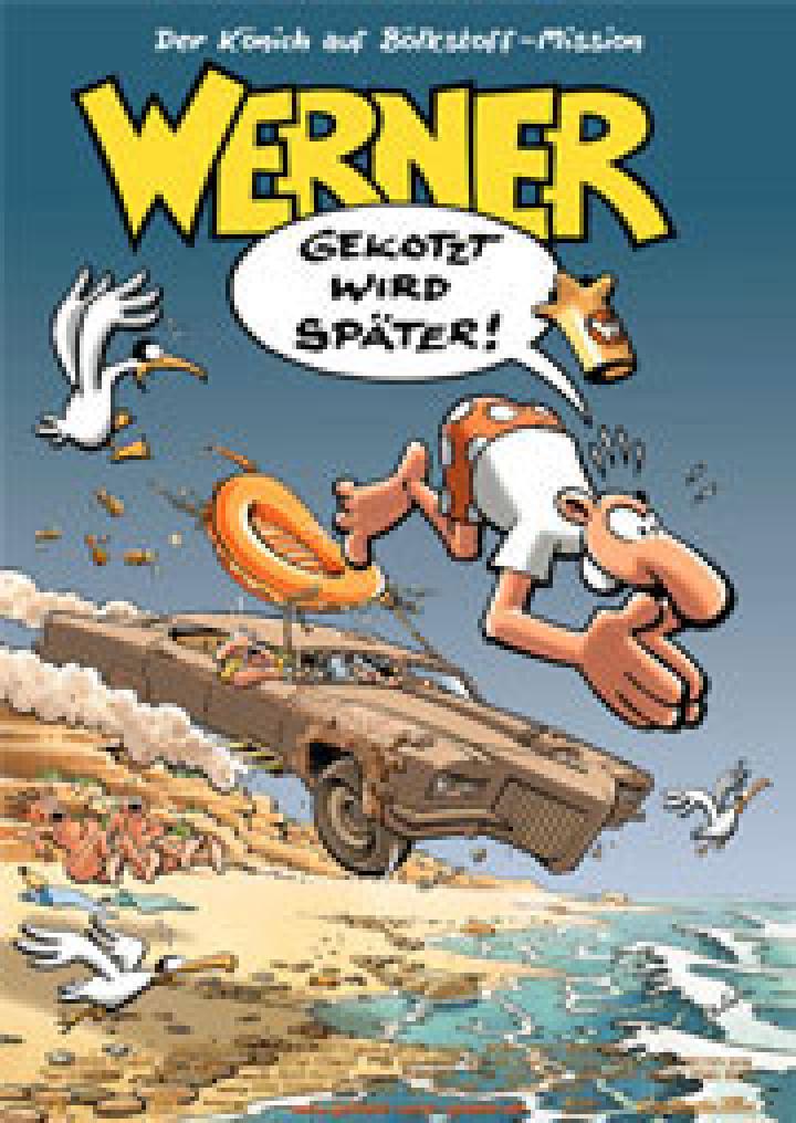 Werner – Gekotzt Wird Später Stream