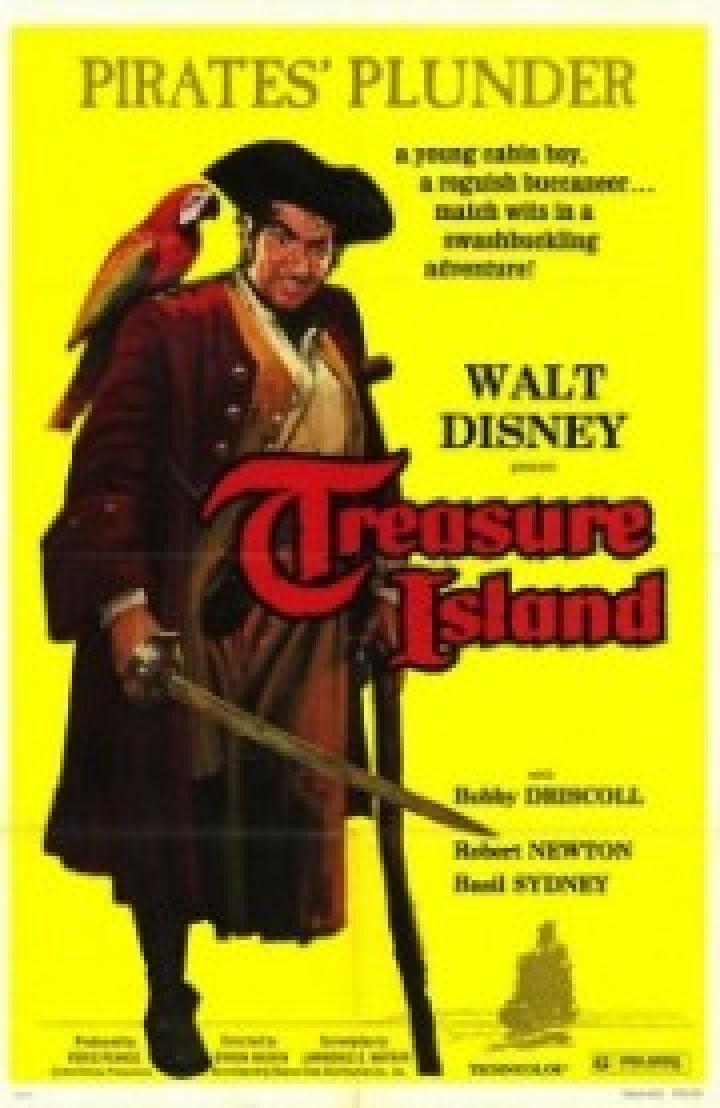 Vintage Trailer Treasure Island