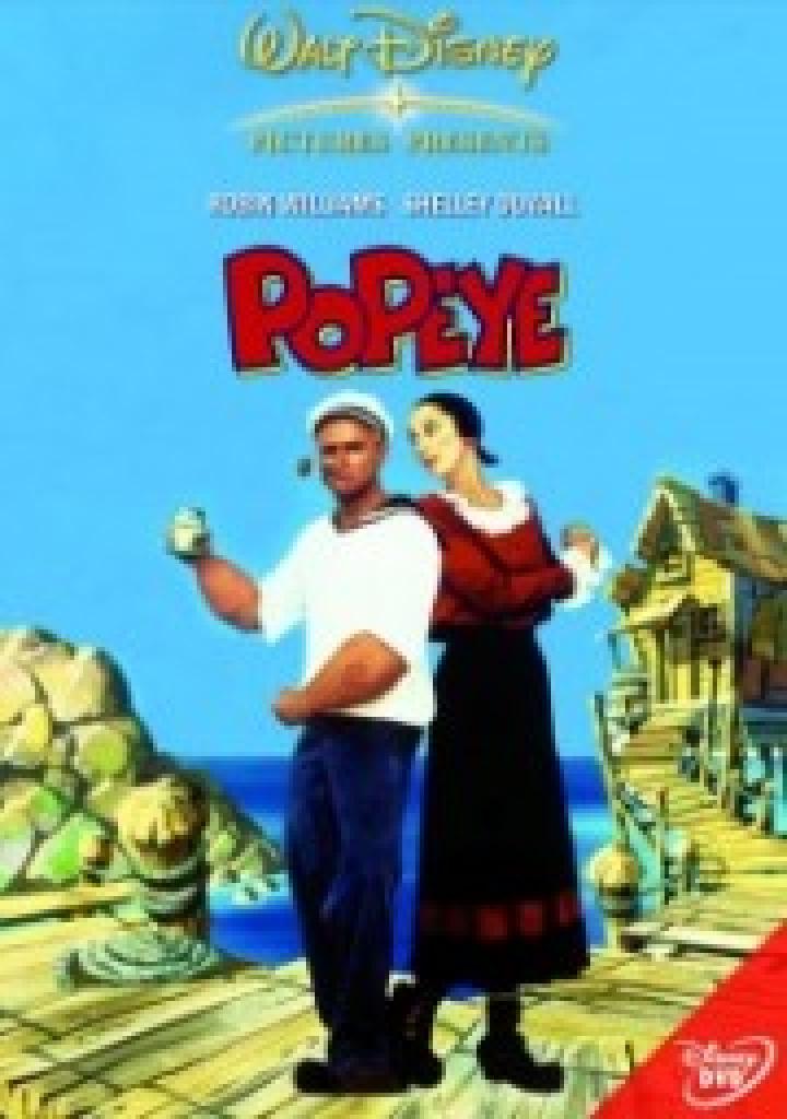 Popey Der Seemann