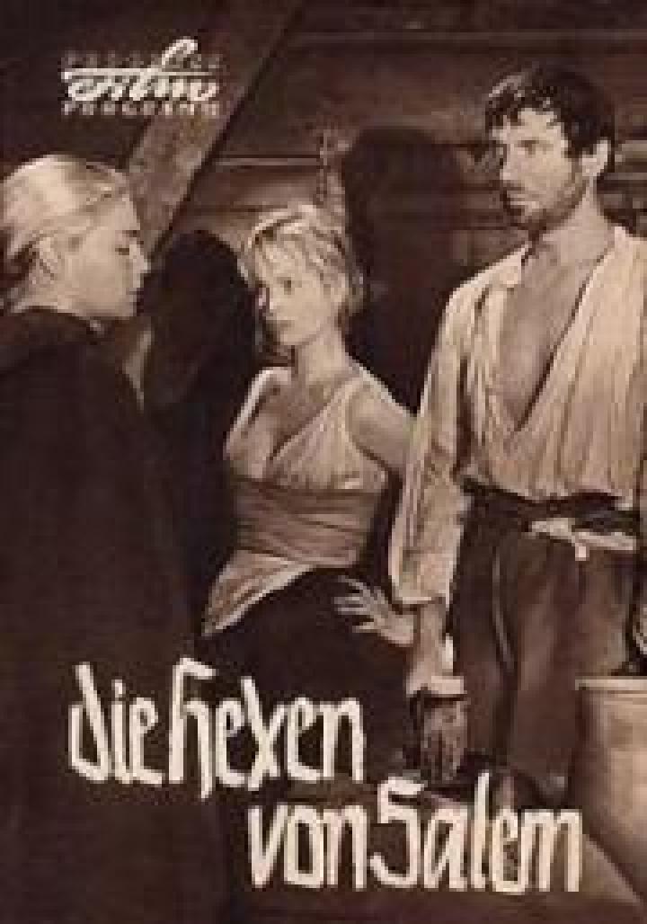 Die Hexen Von Salem 1957