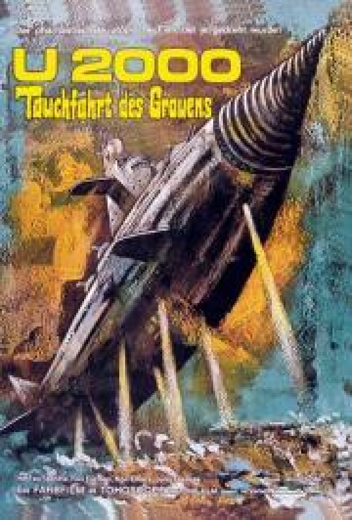 U 2000 – Tauchfahrt Des Grauens