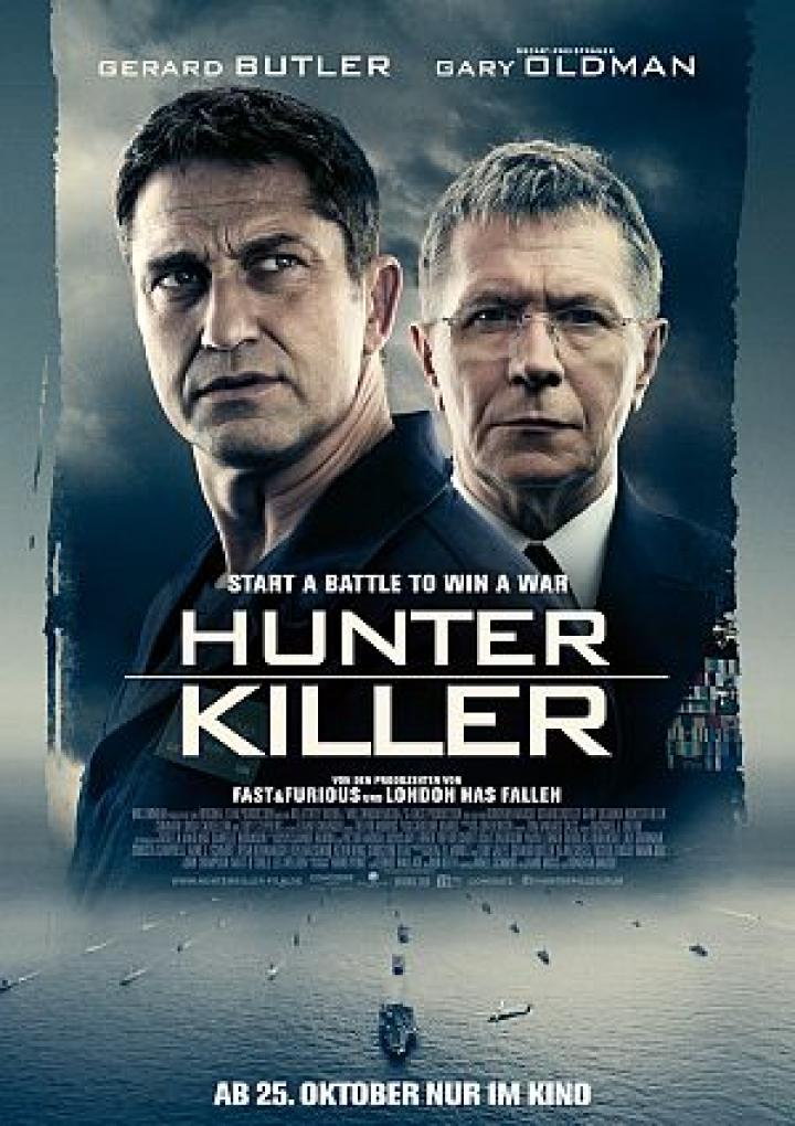 Hunter Killer Film