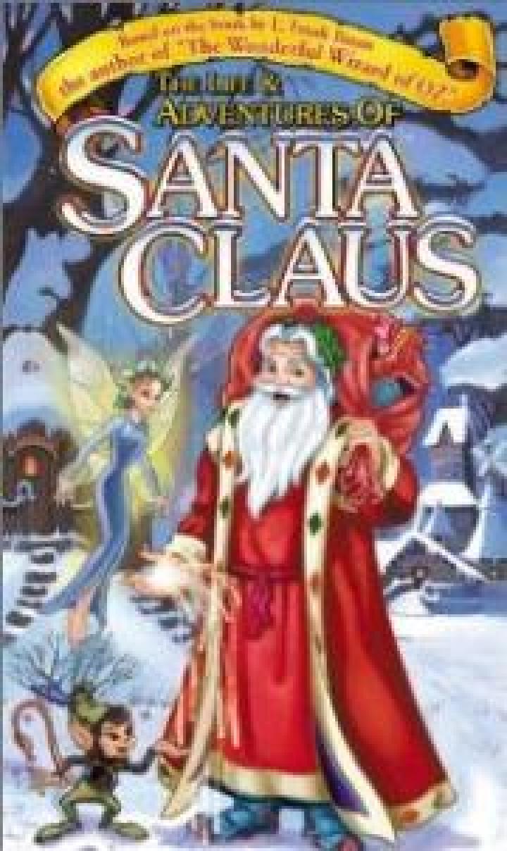Die Abenteuer Von Santa Claus Film 2000 Kritik