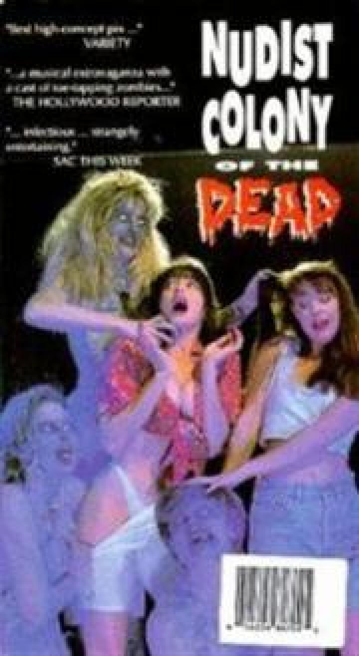 Nudist Colony of the Dead   Film 1991 - Kritik - Trailer