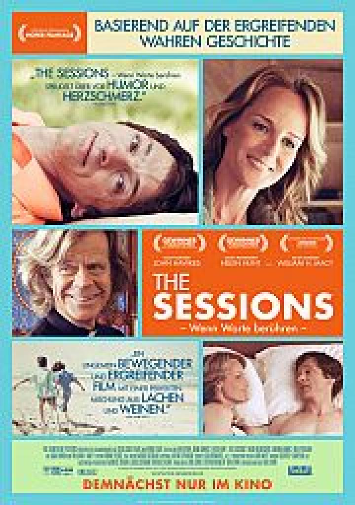 The Sessions – Wenn Worte Berühren Stream