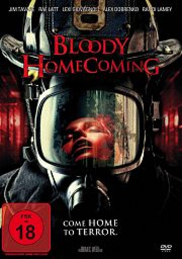 bloody homecoming r ckkehr kann t dlich sein film 2012 kritik trailer news moviejones. Black Bedroom Furniture Sets. Home Design Ideas