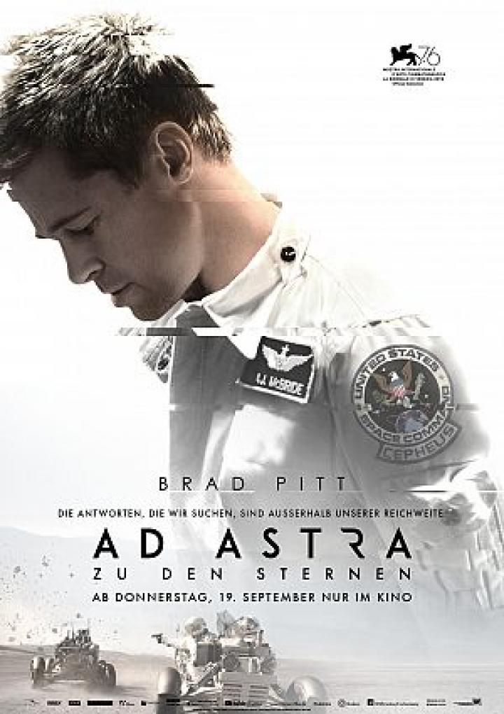 Ad Astra – Zu Den Sternen Trailer