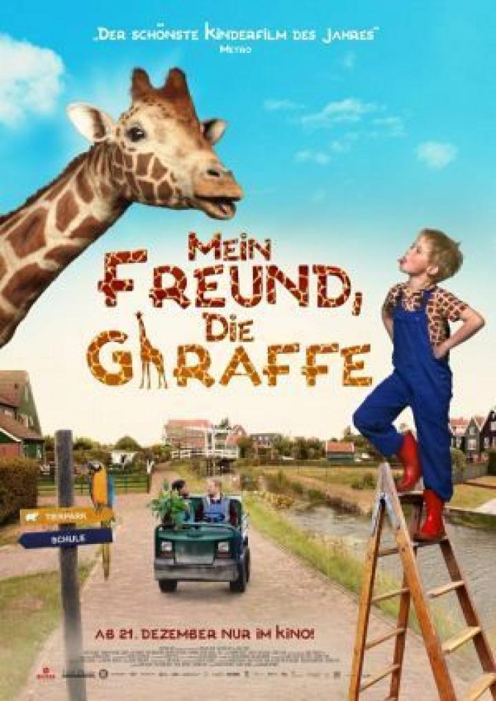 mein freund die giraffe film 2017 kritik trailer news moviejones. Black Bedroom Furniture Sets. Home Design Ideas