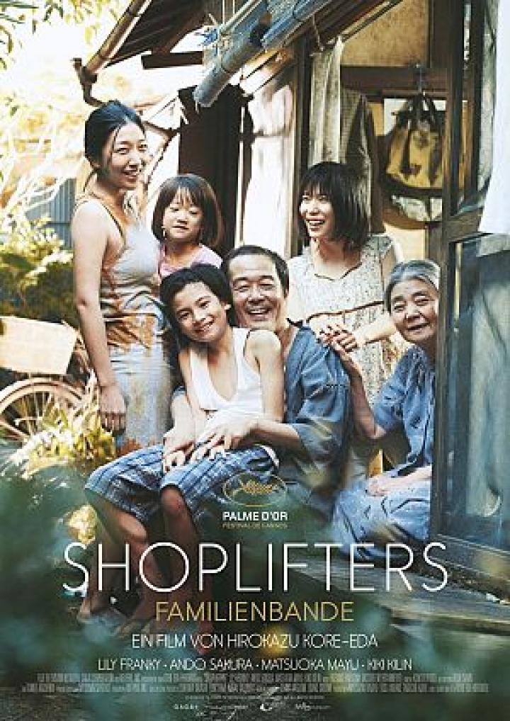 Shoplifters Kinostart