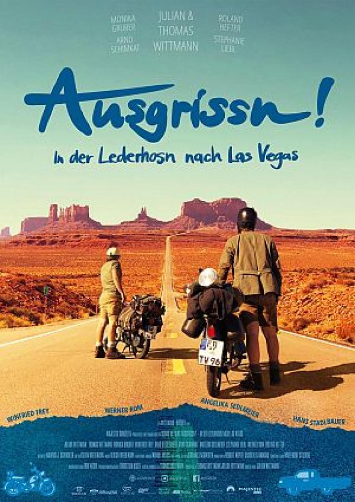 Ausgrissn Trailer