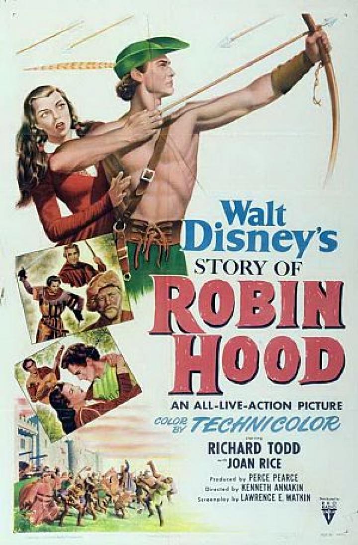 Robin Hood Und Seine Tollkühnen Gesellen