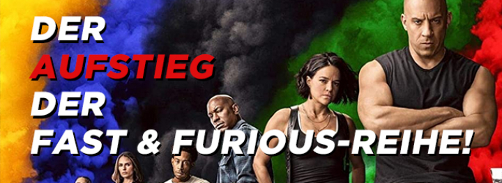 fast and furious filmreihe