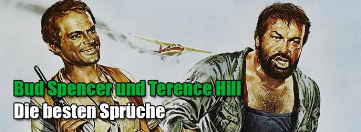 Echte Klopper Die Besten Sprüche Von Terence Hill Bud