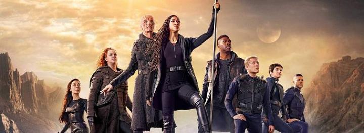 Die Discovery & ihre Captains: Doug Jones teast Star Trek - Discovery S3