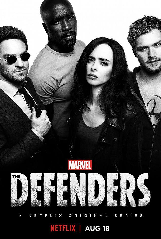 Bildergebnis für defenders serie plakat