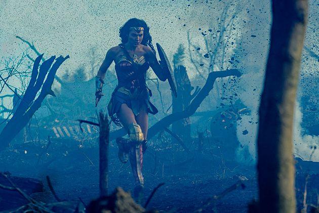 Galerie von Wonder Woman