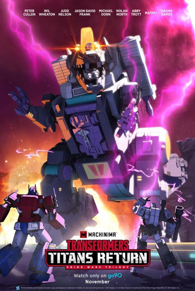 Galerie von Transformers - Combiner Wars