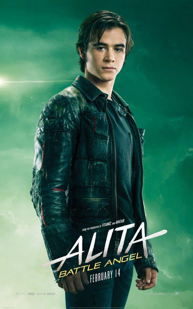 Bild zu Alita - Battle Angel