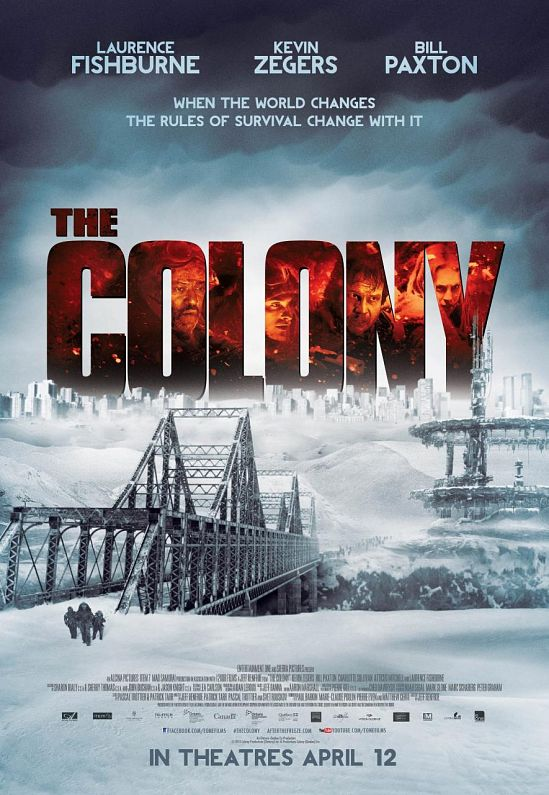 Bild zu The Colony - Hell Freezes Over