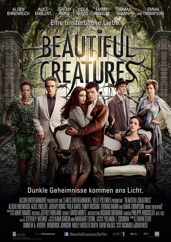 Bilder zu Beautiful Creatures - Eine unsterbliche Liebe