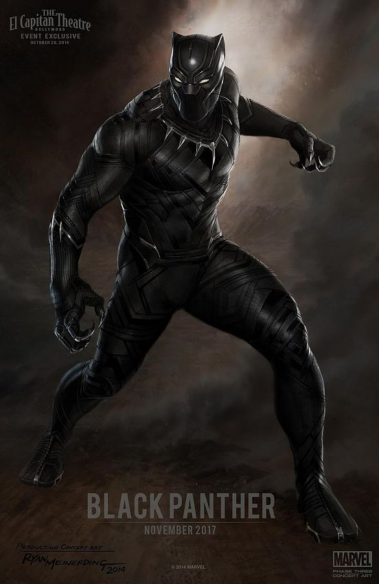 Bilder zu Black Panther