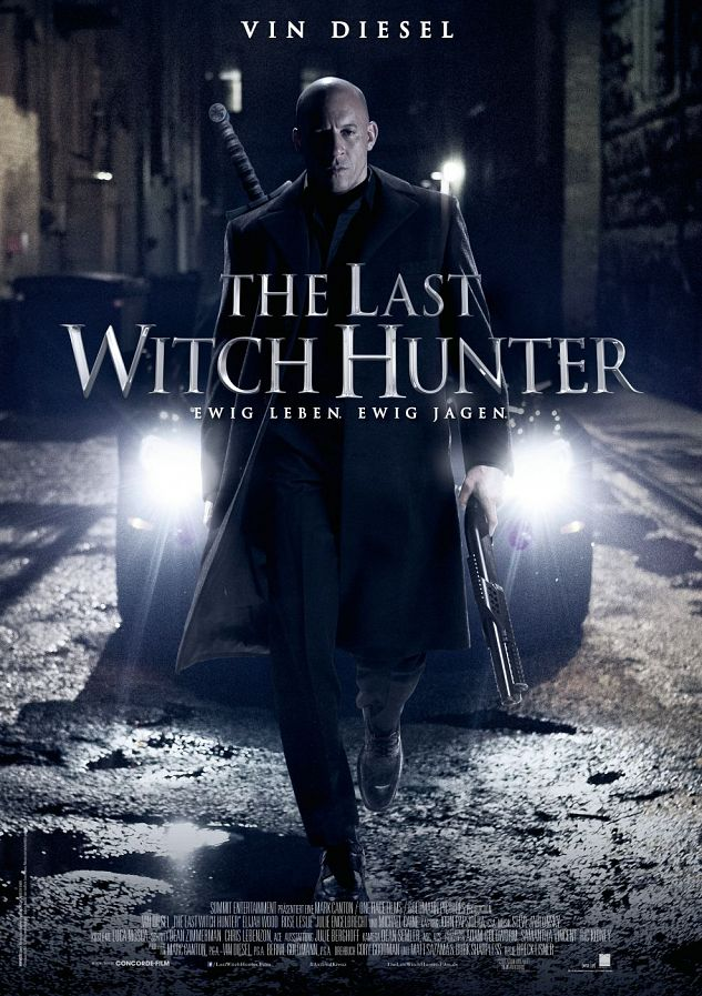 Bild zu The Last Witch Hunter
