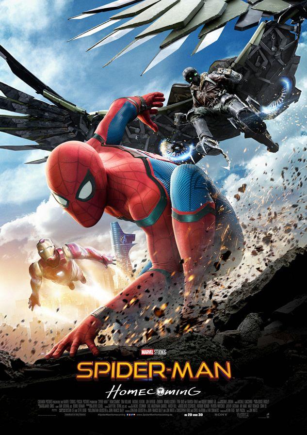 Galerie von Spider-Man - Homecoming