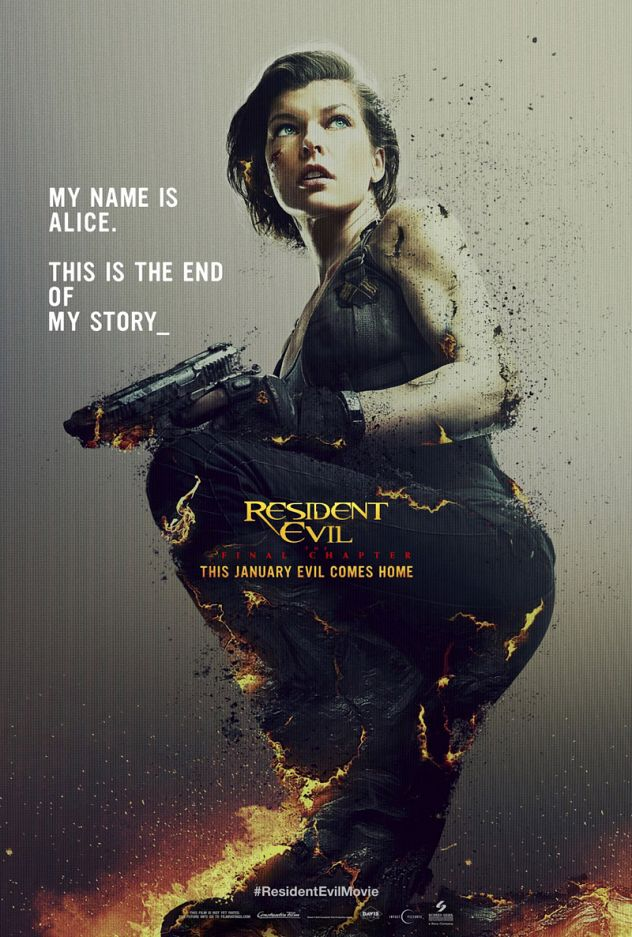 Galerie von Resident Evil 6 - The Final Chapter