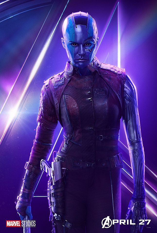 Bild zu Avengers -  Infinity War