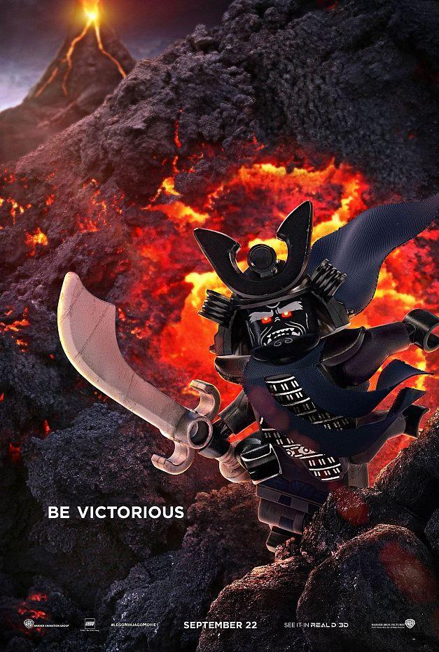 Galerie von The LEGO Ninjago Movie