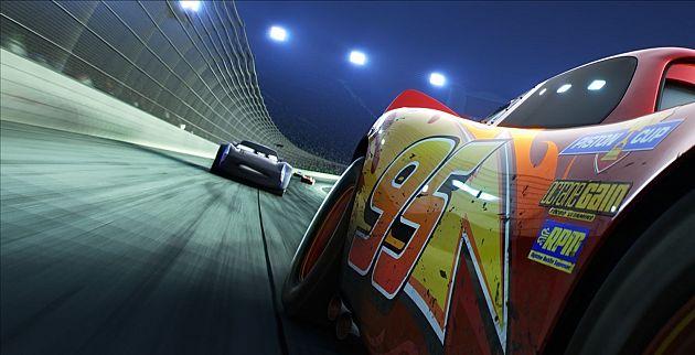 Bilder zu Cars 3 - Evolution