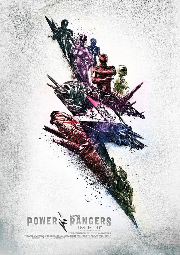 Bild zu Power Rangers