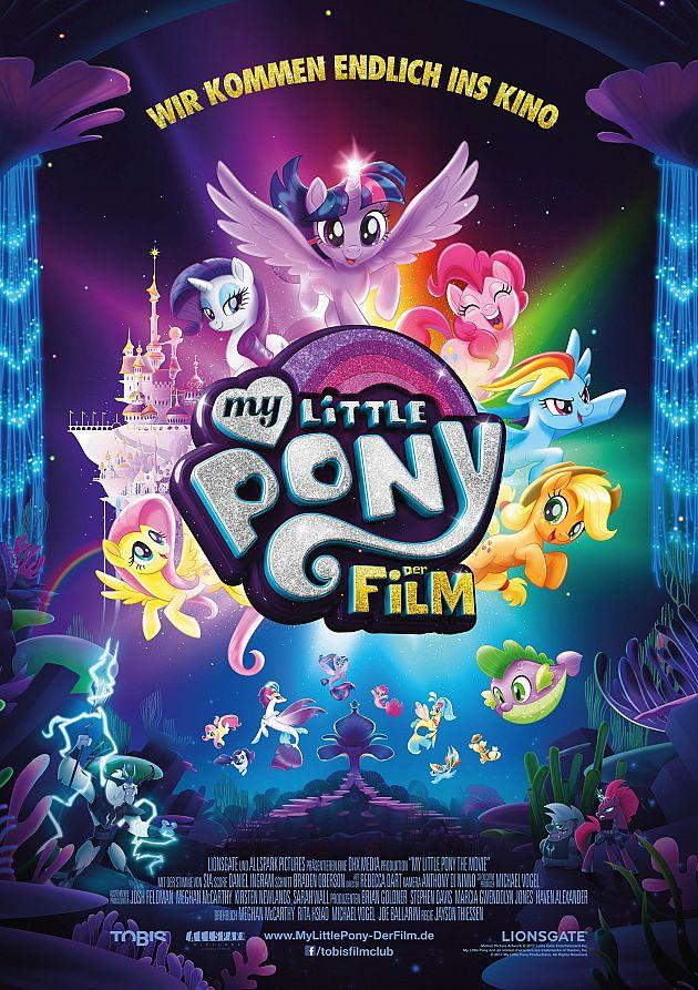 Galerie von My Little Pony - Der Film