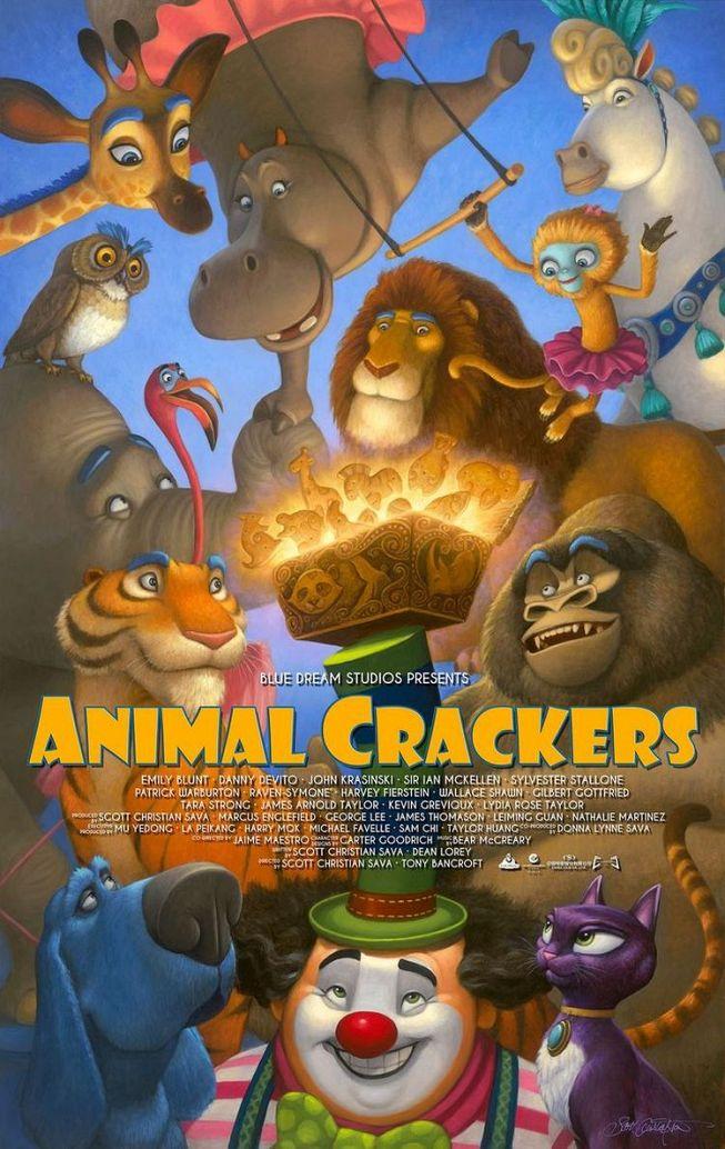Bild zu Animal Crackers
