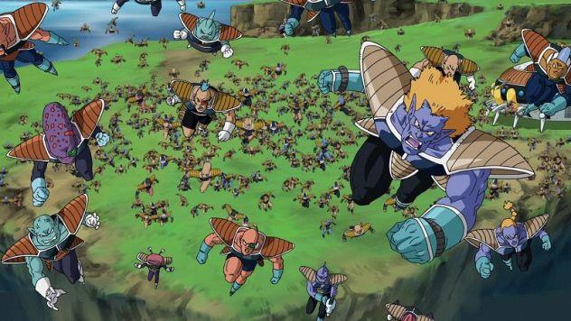 Bild zu Dragonball Z - Resurrection 'F'